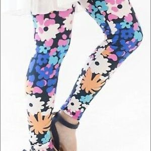 Leggings Floral Daisy
